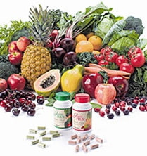 Juice Plus+ for better nutrition