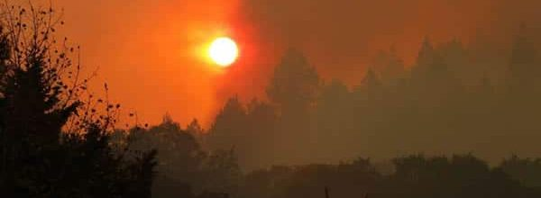 Sonoma County Fires and Your Health